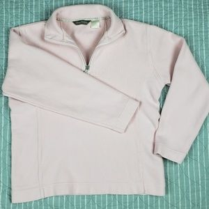 Tommy Bahama 1/4 Zip Pullover Pink